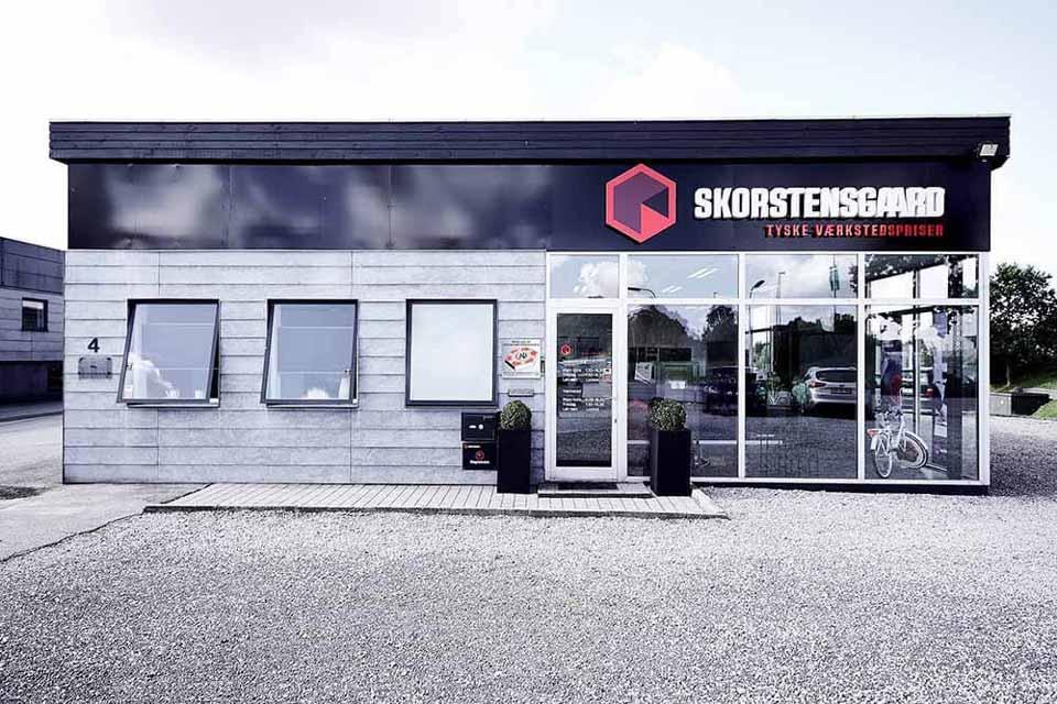 Skorstensgaard autoværksted i Haderslev - Tyske værkstedspriser i Sønderjylland