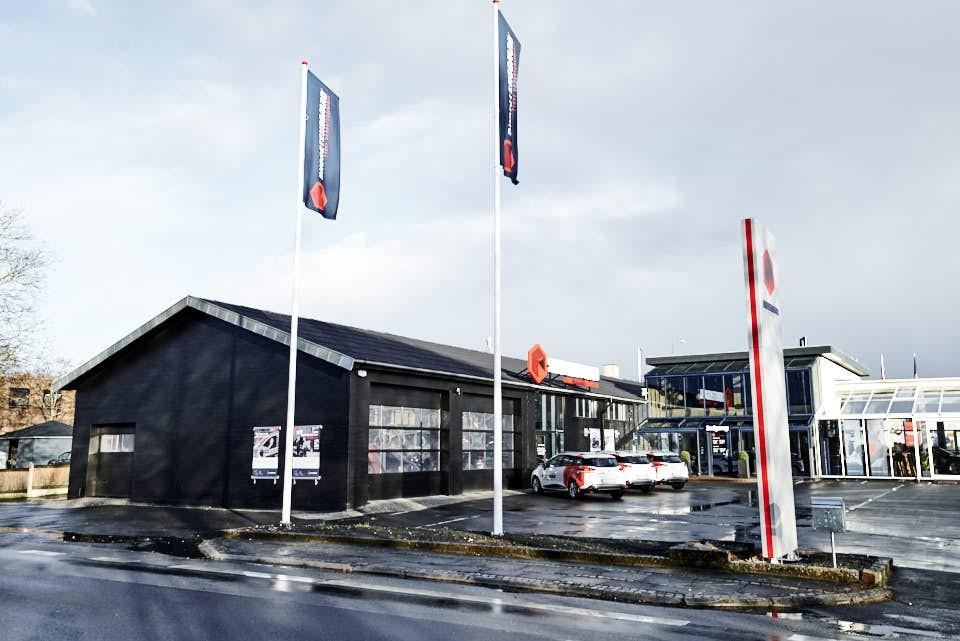 Skorstensgaard i Holstebro, Hjaltesvej 12, 7500 Holstebro, bilreparation og serviceeftersyn af biler