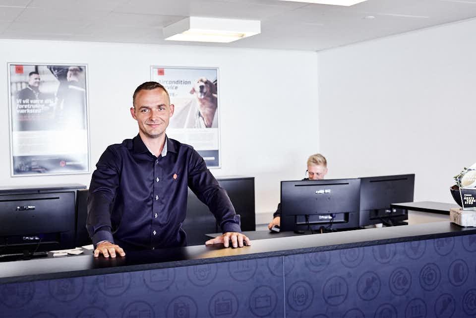 Skorstensgaard Horsens - Mads Pedersen er Partner og afdelingschef