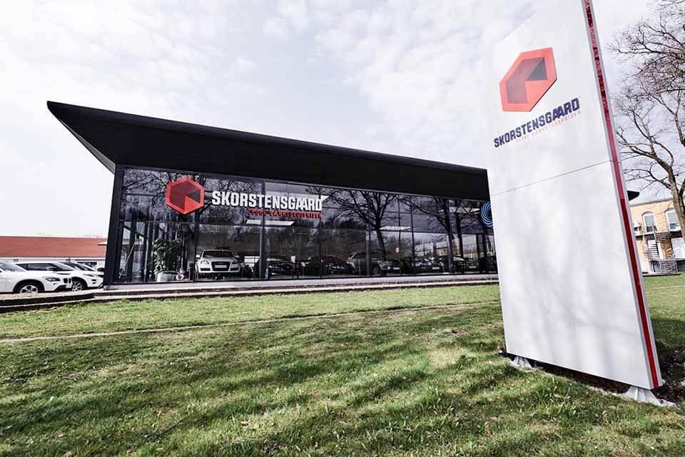Skorstensgaard autoværksted i Odense C - spar 20-40% ift. dit autoriserede værksted