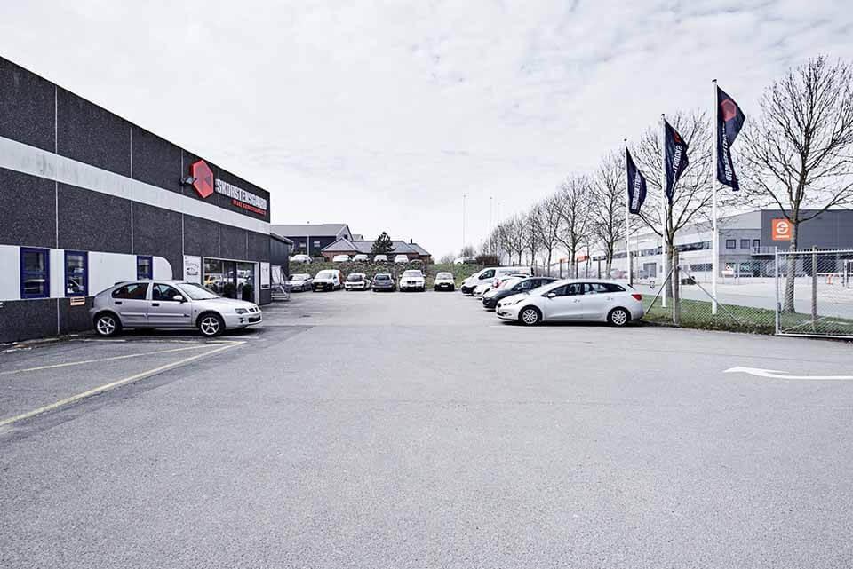 Skorstensgaard i Odense SV - Hvidkærvej 4 - Telefonnummer 72161760