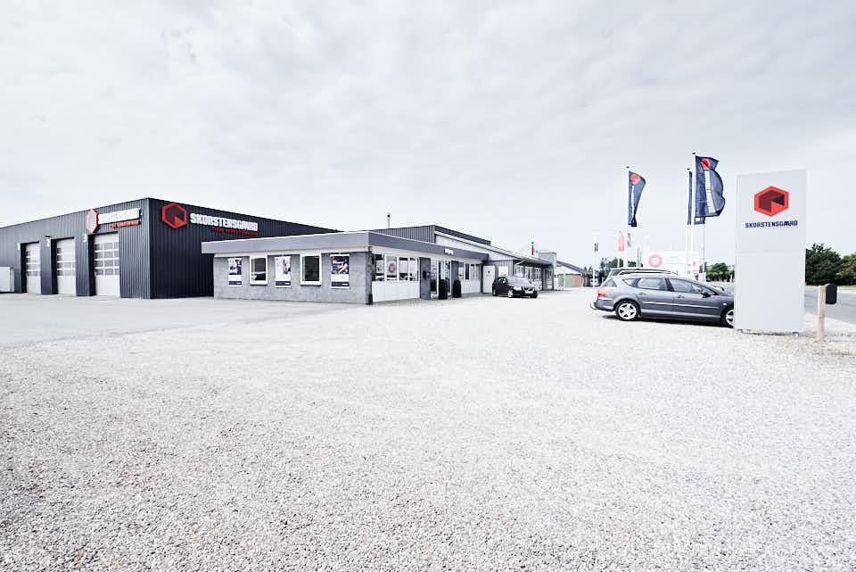 Skorstensgaard Svendborg - Grønnemosevej 20 i Svendborg