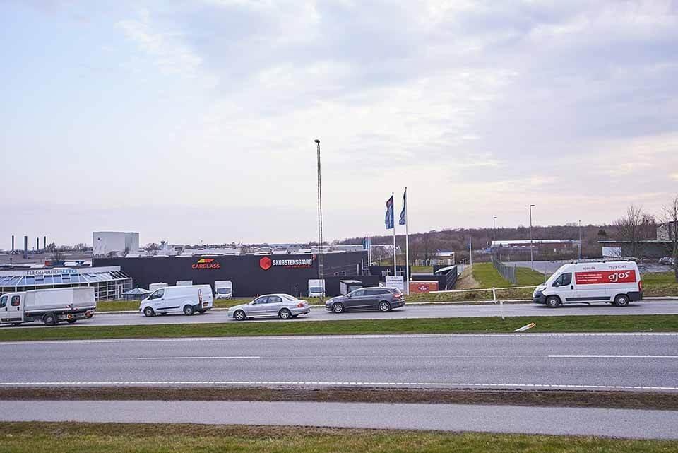 Skorstensgaard værksted i Vejle, Bødkervej 8