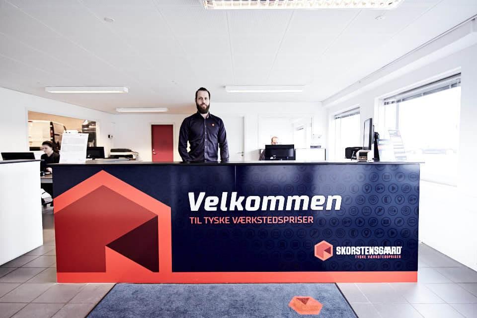 Skorstensgaard i Vejle - Indskrivning - Partner og afdelingschef Tommy Nordahn