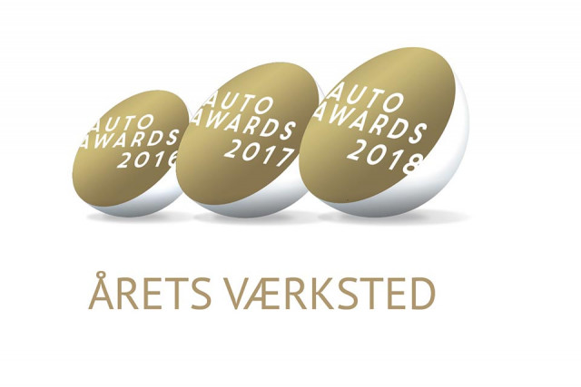 Skorstensgaard er kåret som Årets værksted i 2016 og 2017 og 2018