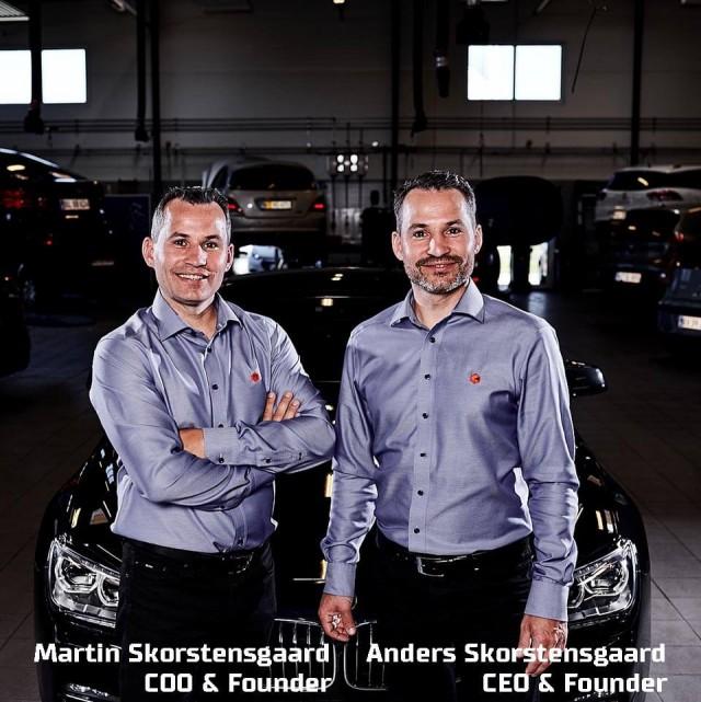 Anders og Martin Skorstensgaard CSR og succes