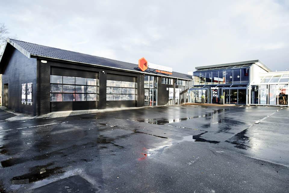 17. værksted åbner i Holstebro