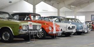 Et overflødighedshorn af klassiske køretøjer