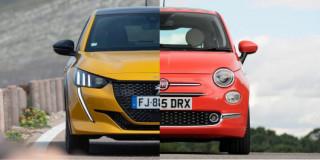 Gigant-fusion mellem Fiat- og Peugeot-koncernerne