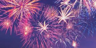 Vi ønsker jer alle et fantastisk nytår