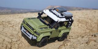 Lego er også gået over til Land Rover