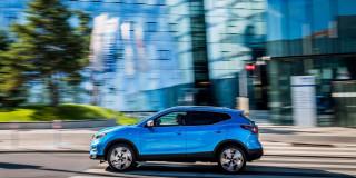 Japansk SUV kørte ind i 2020 som en bestseller