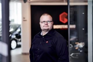 Regionschef for Sjælland, Michael Dahl