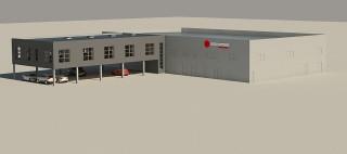 Skorstensgaard udvider med 400 m2 i Kolding