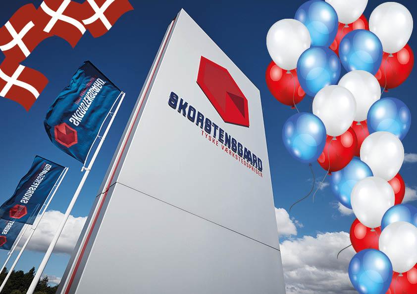 Værkstedet i Hobro bliver Skorstensgaards 10. værksted