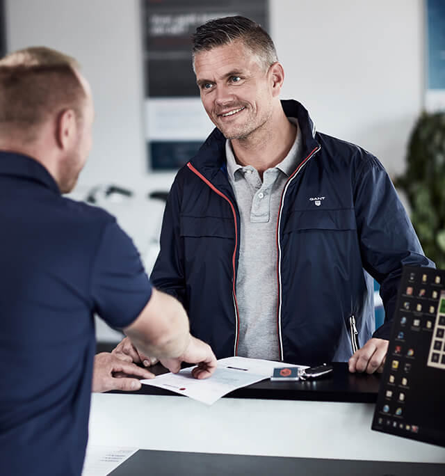 Service eller reparation af Volvo hos Skorstensgaard i Svendborg - ingen overraskelser på din værkstedsregning