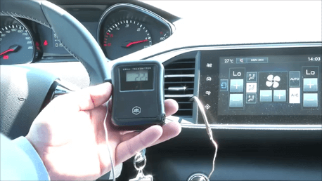 Bilferien i Sydeuropa kan blive varm, Kontroller køleevnen på dit aircondition med et simpelt stegetermometer.