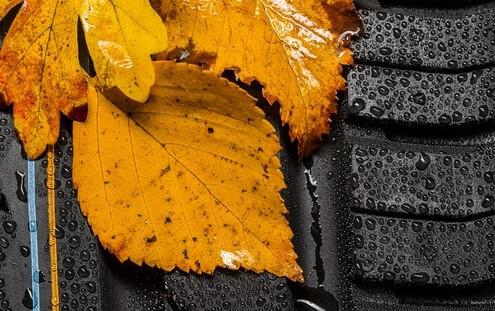 Kontroller dine vinterdæk allerede i efteråret, inden vejene bliver glatte