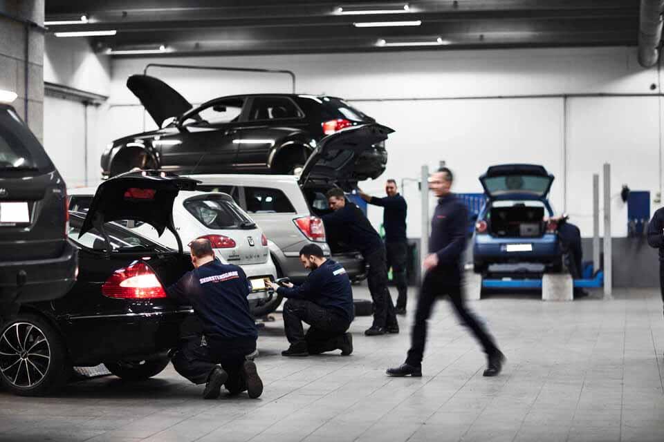 Tyske værkstedspriser = Store besparelser for dig og din bil