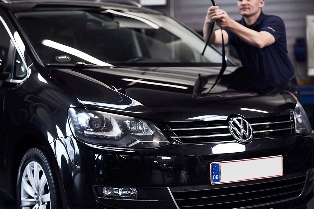 Få serviceret din VW i Vejle hos Skorstensgaard og bevar fabriksgarantien